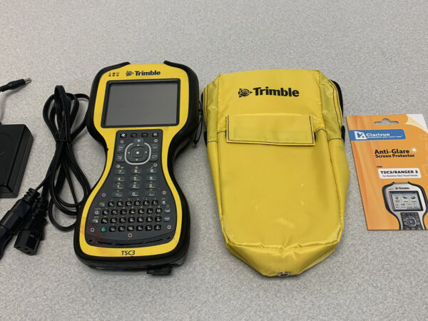 Trimble TSC3 Data Collector with SCS900 Construction Software for GPS