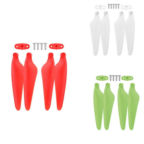 Foldable Propeller for Hubsan H117S Zino Rc Drone Quadcopter Spare Parts Q D6X6