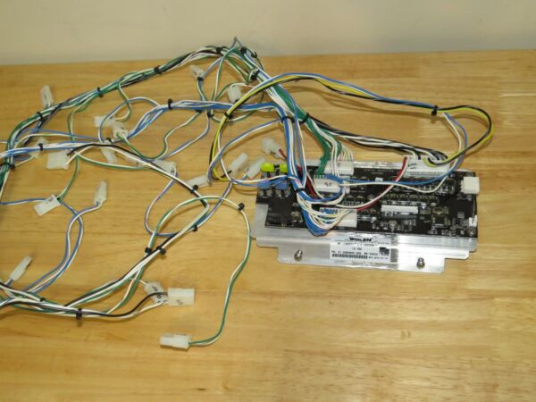 Whelen Liberty WeCan IO Board with internal wires