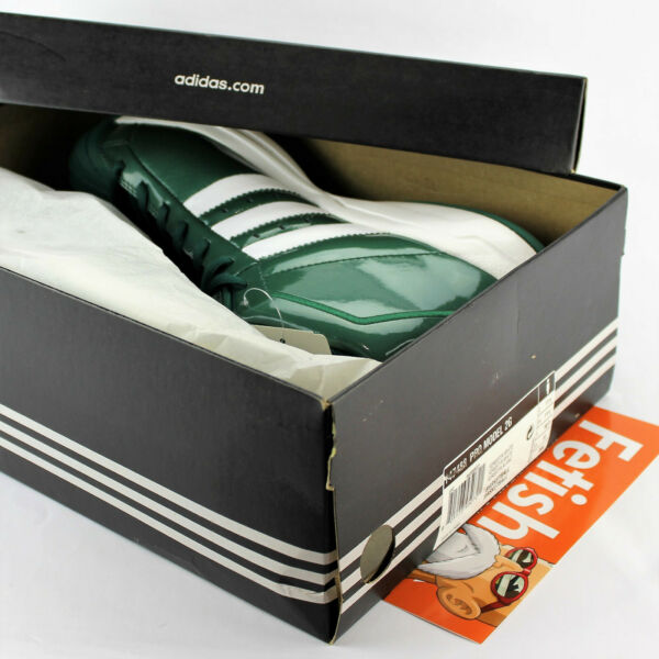 Adidas Pro Model 2G Forest Green White Size 12 2005'