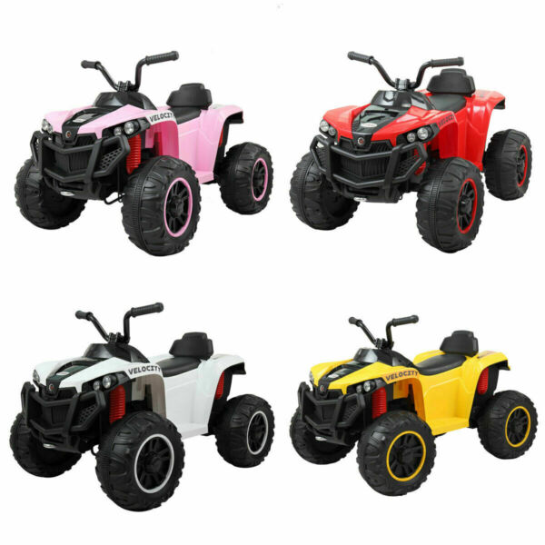 Electric Car Kids Ride On ATV Quad 6V Battery Powered Electric 4 Wheel $135.99
