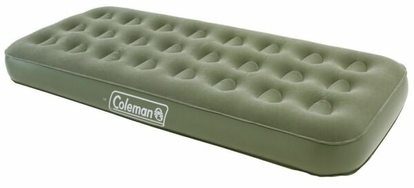 Coleman Single Airbed Comfort Camping Green