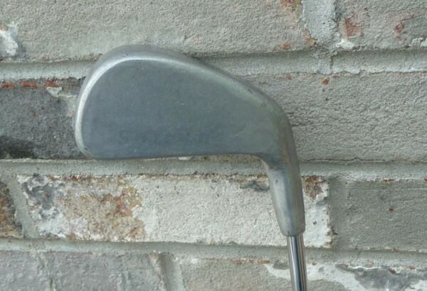 Mystery right hand iron solid aluminum