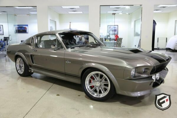 1967 Ford Mustang FASTBACK ELEANOR 1967 Ford Mustang FASTBACK ELEANOR 0 Pepper Gray  427 V8 6 Speed Manual