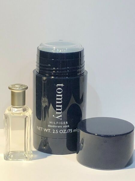 Tommy Hilfiger Tommy for Men Deodorant Stick 2.5oz 75ml Cologne .25oz 7ml $59.99