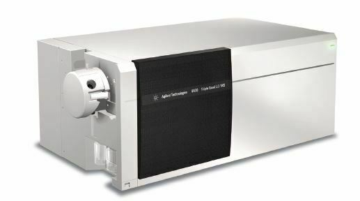 Agilent 6430AA Triple Quad LCMS with ESI source and Masshunter Workstation
