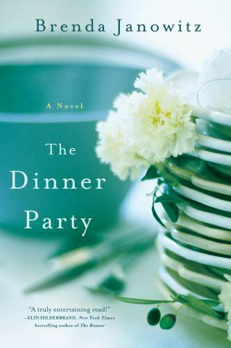 The Dinner Party : A Novel by Brenda Janowitz 2016 Paperback Brand New