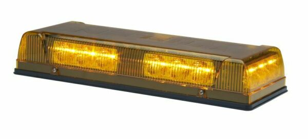 NEW WHELEN R1LPPA RESPONDER LP Series Mini Amber Emergency Lightbar CON3 $491