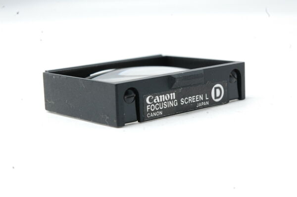*Not ship to USA*  Canon Focusing Screen L for Canon old F-1 Type D  SN0440 Ex++