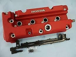 Genuine Honda Type R RED Valve Cover K-Series 12310-PRC-505 FS