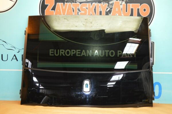 2018 W222 MERCEDES S560 S63 REAR SUNROOF FRAME COVER PANEL WITH GLASS 2227804229