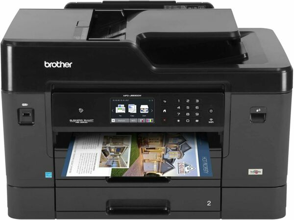 Brother MFC-J6930DW Business Smart Pro All-In-One Inkjet Printer, Brand New