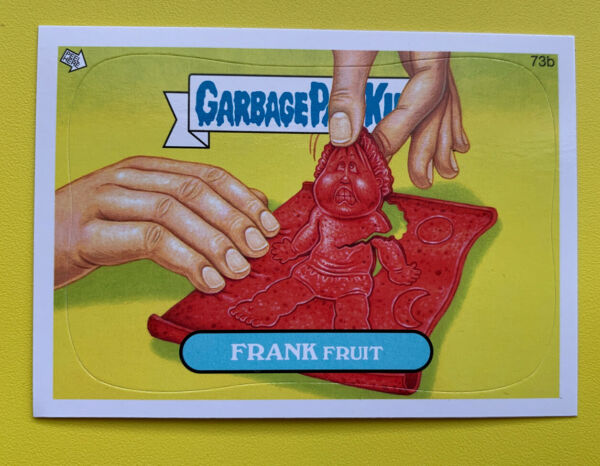2013 garbage pail kids Brand New Series Black Parallel Vicious Venus 117b