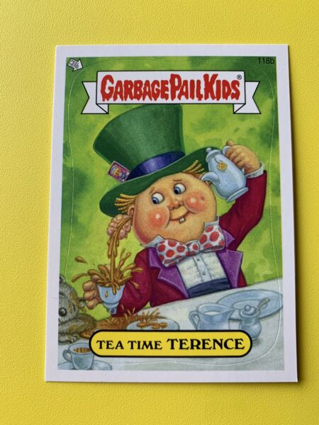 2013 garbage pail kids Brand New Series 2 Tea Time Terence 118b