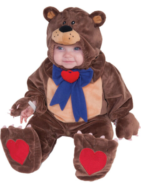 Little Brown Bear Child#x27;s Baby Costume Infant 12 18