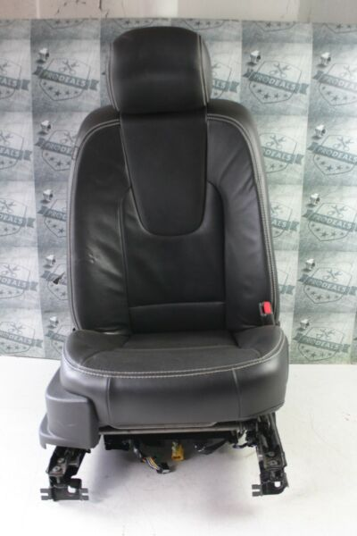 2011 2012 Ford Fusion Front Right Passenger Seat Leather Electric Assembly OEM $149.90