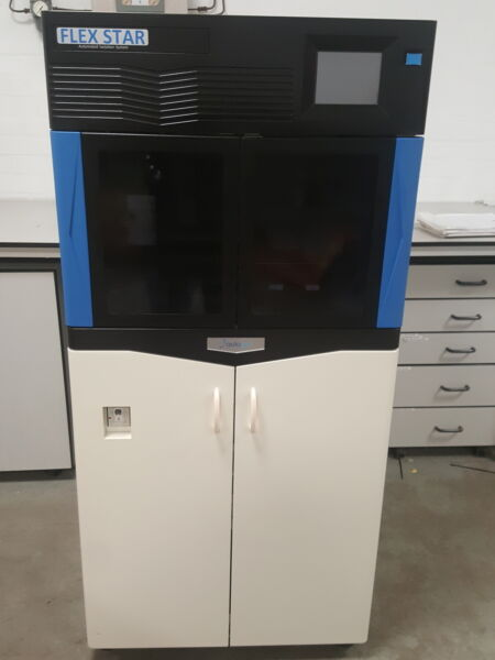 Kurabo FlexStar Automated DNA Isolation System Lab. Bought for k in 2015