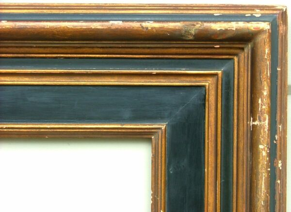 FRAME NEWCOMB MACKLIN MASSIVE BLACKGOLD MUSEUM QUALITY LARGE FITS 61.5
