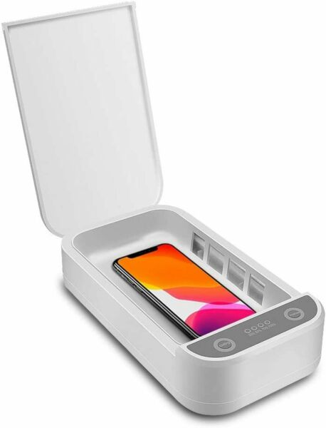Multi Function UV Sanitizer Cleaner Portable for Phones Earbuds Updated $17.95