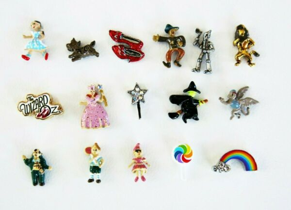 Authentic Origami Owl Limited Edition WIZARD OF OZ Charms Buy More SAVE More $6.00
