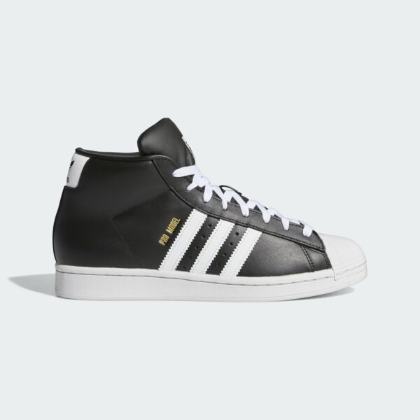 [FV4498] Adidas PRO MODEL Black *NEW*