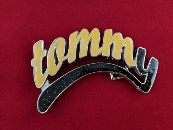 Tommy Belt Buckle Brand NEW $3.50