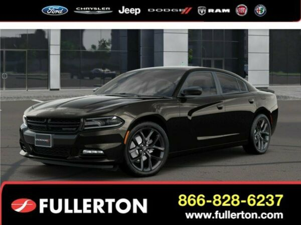 2020 Dodge Charger SXT 2020 Dodge Charger Pitch Black Clearcoat with 16 Miles available now!