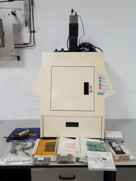 Bio-Rad Gel Doc 2000 Imaging System + Software Lab