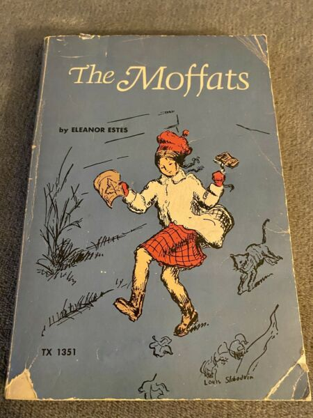 The Moffats by Eleanor Estes 1969 Paperback First Scholastic