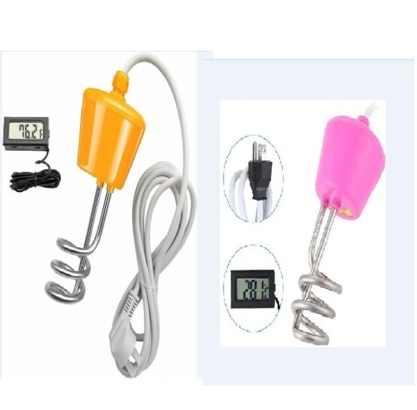 Immersion Water Heater Floating Stainless Steel Electric Heater $55.75