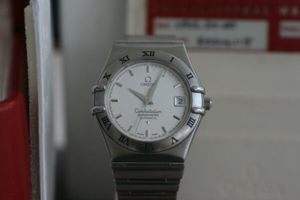 Omega Constellation 36mm Auto Chronometer 1502.30 Stainless Steel Watch 2006 VGC