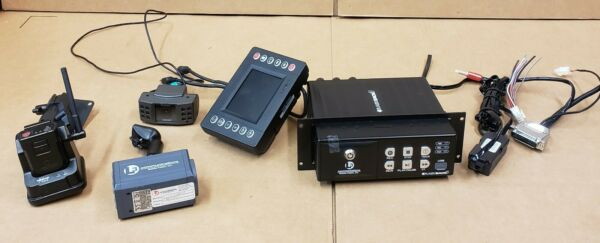 L3 Mobile Vision Flashback3 Police Car Dash Video Recording System LCD monitor $175.00