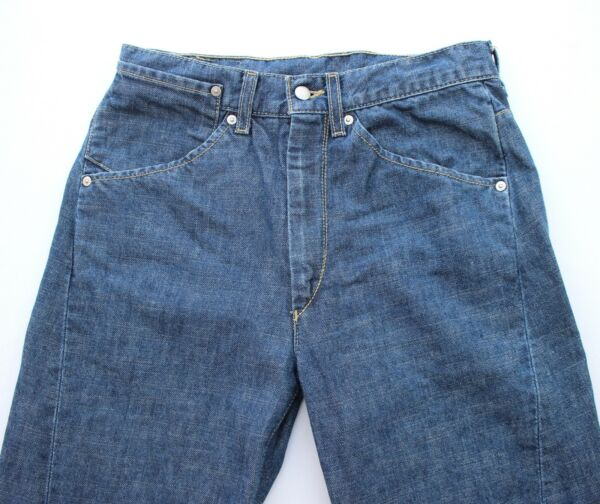 Levis Engineered Twisted Mens Rare Blue Vintage Jeans Zip Fly VGC W28 L32