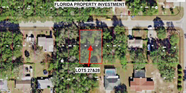 OWNER FINANCING 0% INTEREST, CITRUS COUNTY HOMESITE LOT