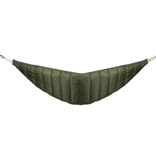 Length Ultralight Hammock Underquilt Camping Hiking Under Quilt Warm Blanket $30.99