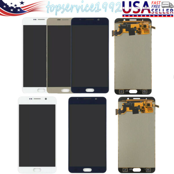 Display For Samsung Galaxy Note 4 Note 5 LCD Touch Screen Digitizer Replacement