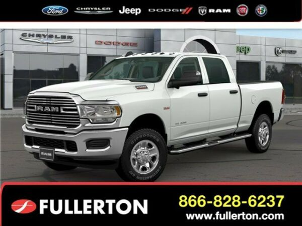 2020 Ram 2500 Tradesman 2020 Ram 2500 Bright White Clearcoat with 18 Miles available now!