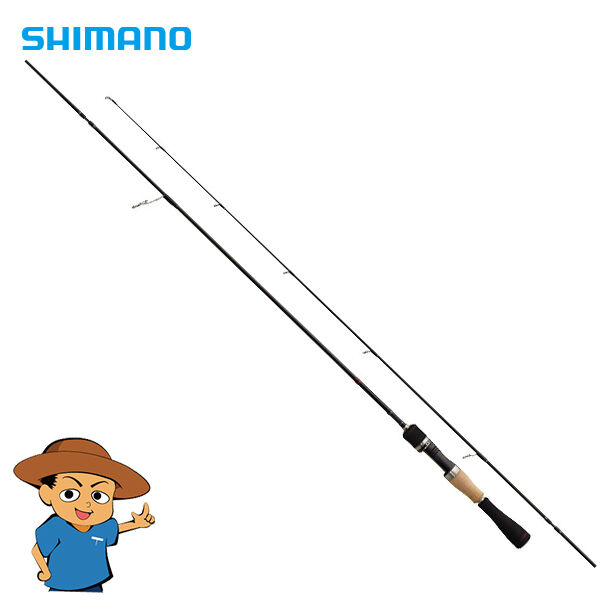 Shimano CARDIFF EXLEAD S60SULFF Super Ultra Light trout fishing spinning rod