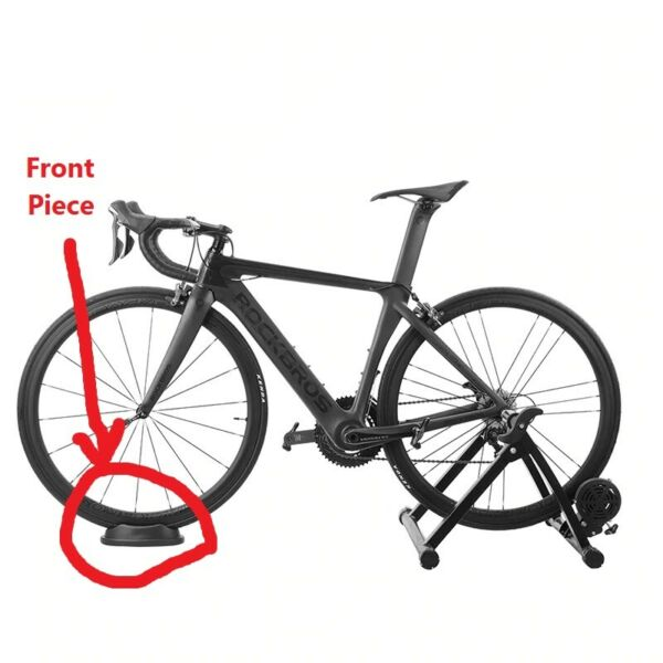 5 Level Resistance Magnetic Indoor Bicycle Bike Trainer Exercise Stand Black $20.99