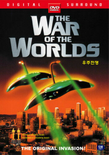 The War of the Worlds 1953 Gene Barr DVD FAST SHIPPING