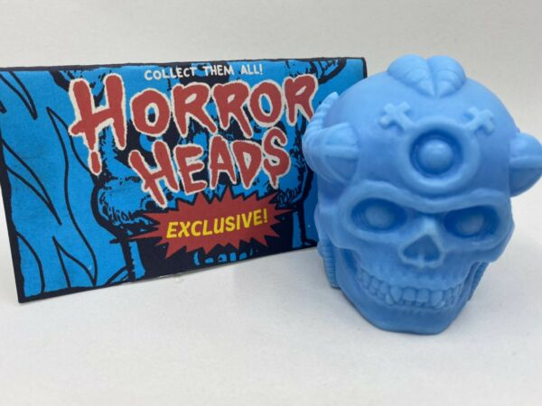 Retroband Dealdy Delivery Horror Heads King Of Demons Zectron