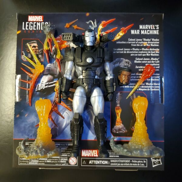 Marvel Legends WAR MACHINE Deluxe LOOSE Figure IN HAND Ready to Ship