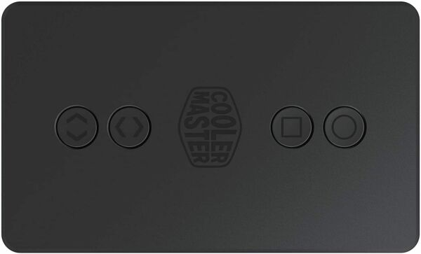 NEW Cooler Master Addresable ARGB amp; RGB lighting Mode Controller Colors Effects
