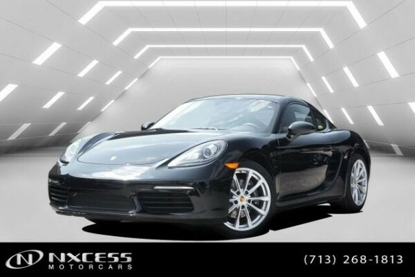 2018 Porsche 718 Hid Headlights Backup Camera Smart Device! 2018 Porsche 718 Cayman Hid Headlights Backup Camera Smart Device!