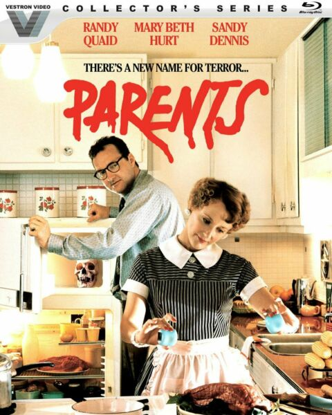 PARENTS BLU RAY VESTRON WITH SLIPCOVER $37.99