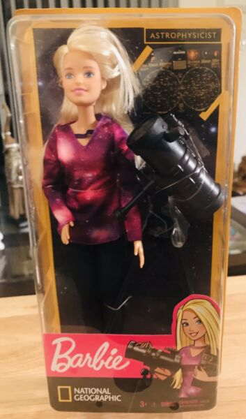 Barbie National Geographic Astrophysicist Doll with Accessories