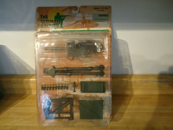 21st Century Toys The Ultimate Soldier MK-19 Automatic Grenade Launcher  $19.99