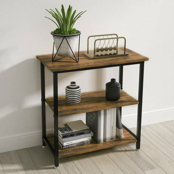 YITAHOME Coffee Tray Sofa Side Table End Table Entryway Hallway Console Table $50.99