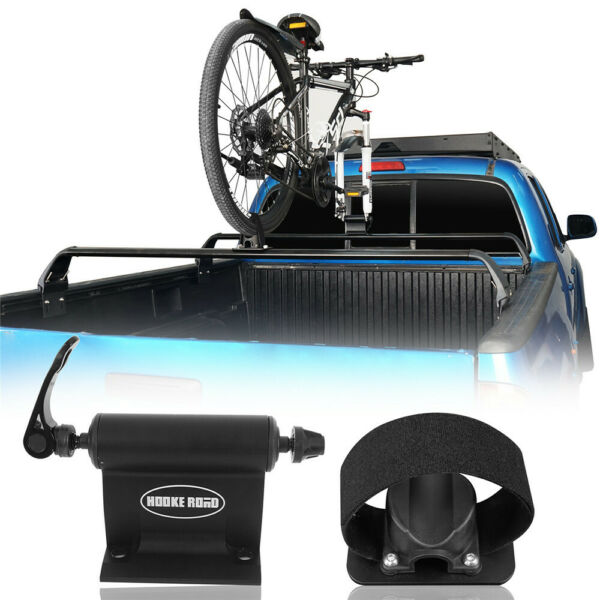 Bike Car Carrier Quick release Alloy Fork Lock Alloy Bicycle All Type Rack Mount $38.99