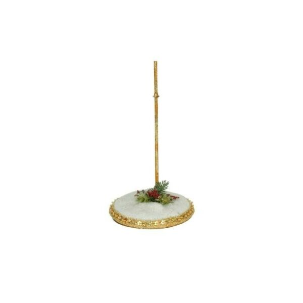 7.5quot; Small Snow Base Stand by Mark Roberts 52 82142
